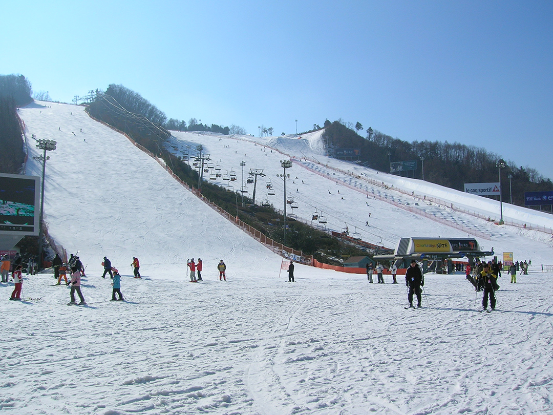 3-Outdoor Ski Resort
